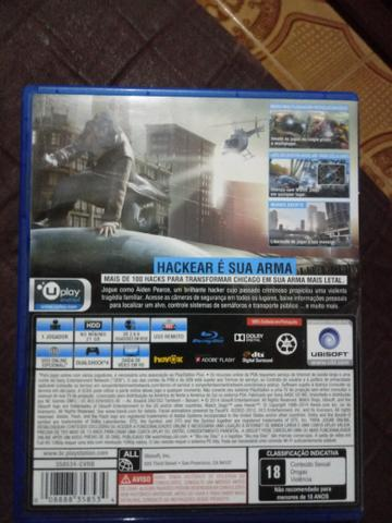 Game Watch Dogs - Foto 2