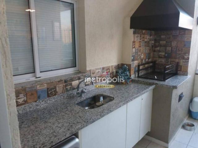 Apartamento à venda, 96 m² por R$ 655.000,00 - Santa Paula - São Caetano do Sul/SP - Foto 2