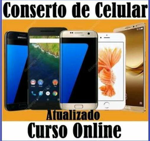Curso manutenção de celular/curso online - Foto 5