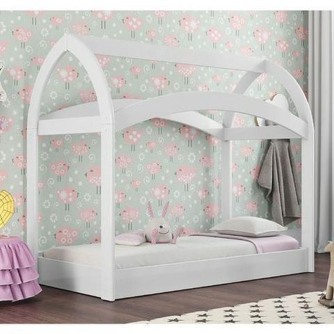 Cama Infantil Dora Branco - *Nova na embalagem - Foto 2
