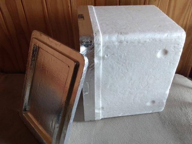 Isopor 45l para Bag Motoboy - Foto 2