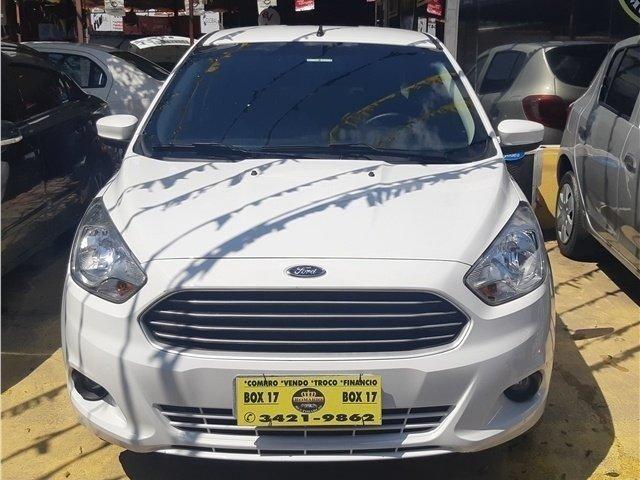Ford Ka Hatch Completo + Gnv Ent: R$ 8.000,00 + 48x 769,00 - Foto 3