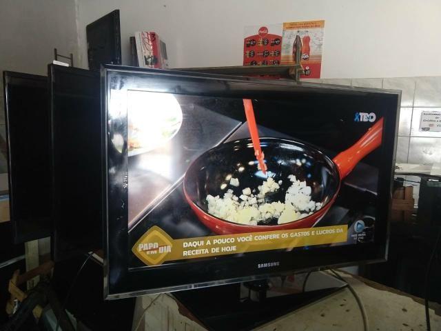 Vendo TV 32da Samsung com garantia