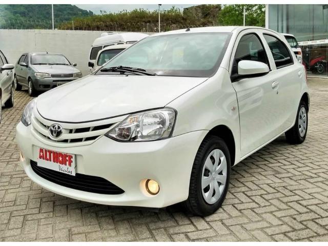 Toyota Etios 1.3 X 2016 - Foto 2