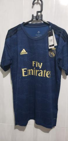 Camisa real madrid away
