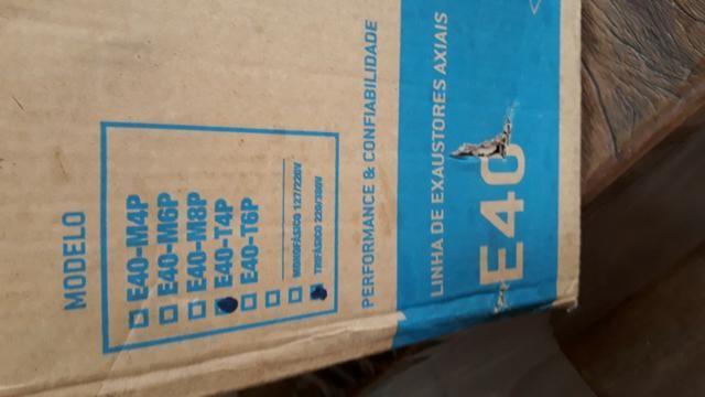 Exaustor ventisilva novo na caixa sem uso - Foto 3