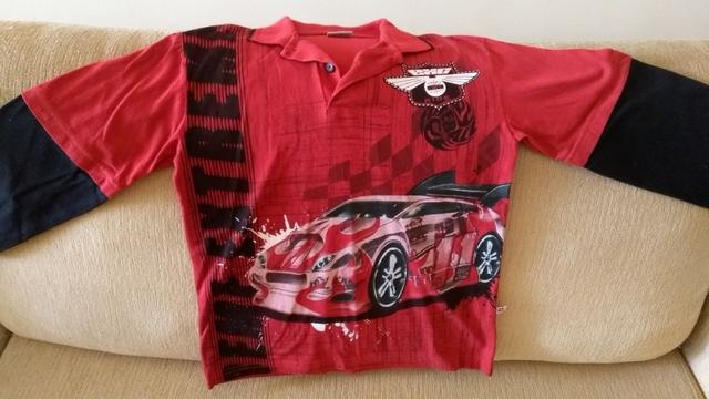 Camisa gola polo 68832f0658643