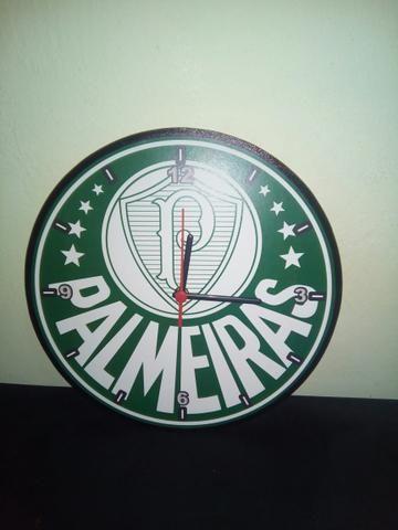 Relógio Parede Palmeiras (leia) - Esportes e ginástica - Guanandi ... aec25cbf1b