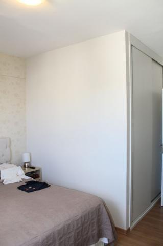 4 quartos, 2 suítes, varanda, elevador, 3 vagas livres, lazer e excelente localização. - Foto 9