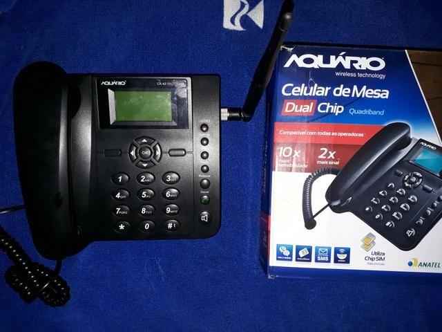 Telefone Rural Aguario