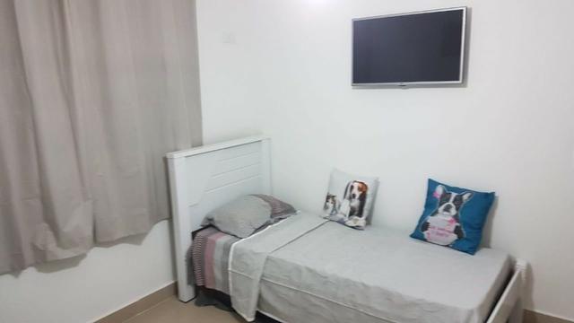 (Thamir) Apartamento 2 dormitórios 150 metros da praia, no bairro da Guilhermina - Foto 10