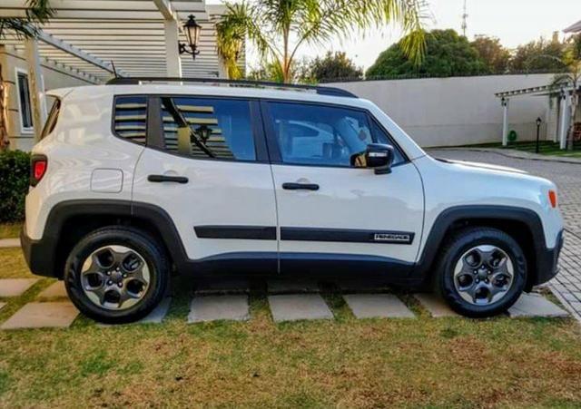 Jeep Renegade automático DOCS PAGOS 2020 - Foto 2