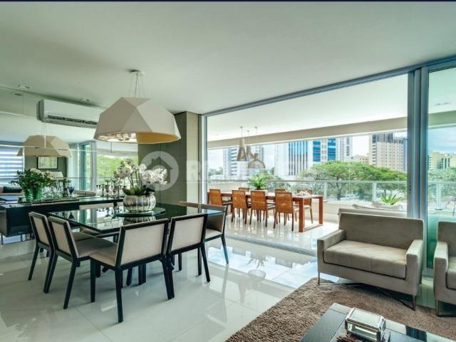 Apartamento à venda com 4 dormitórios em Setor oeste, Goiânia cod:1565