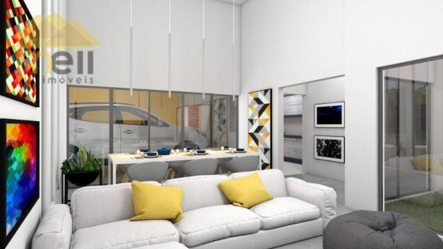 Casa com 3 dormitórios à venda, 131 m² por R$ 550.000,00 - Valência I - Álvares Machado/SP