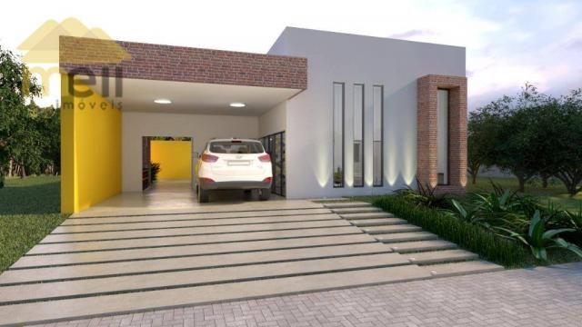 Casa com 3 dormitórios à venda, 131 m² por R$ 550.000,00 - Valência I - Álvares Machado/SP - Foto 2