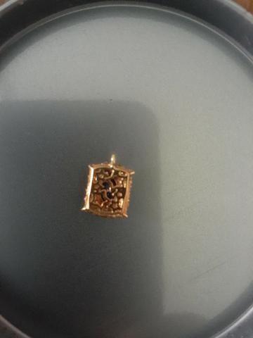 Pingente em Ouro (Feminino) 18K - Foto 3