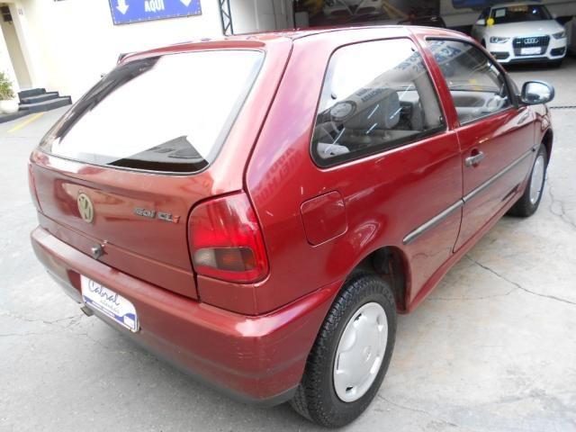 VolksWagen Gol CLi / CL/ Copa/ Stones 1.6 - Vermelho - 1996 - Foto 15