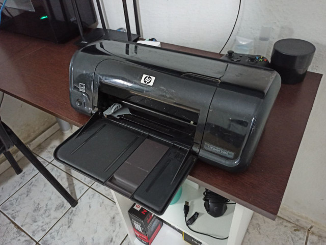 Impressora HP (Precisa de reparos)