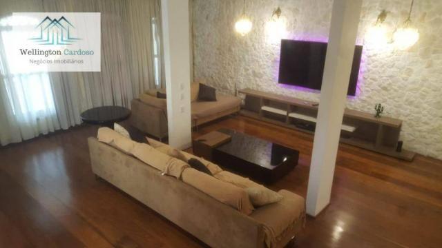 Sobrado com 4 dormitórios para alugar, 339 m² por R$ 5.000/mês MAIS IPTU DE R$350,00 - Jar - Foto 18