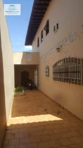 Sobrado com 4 dormitórios para alugar, 339 m² por R$ 5.000/mês MAIS IPTU DE R$350,00 - Jar - Foto 13