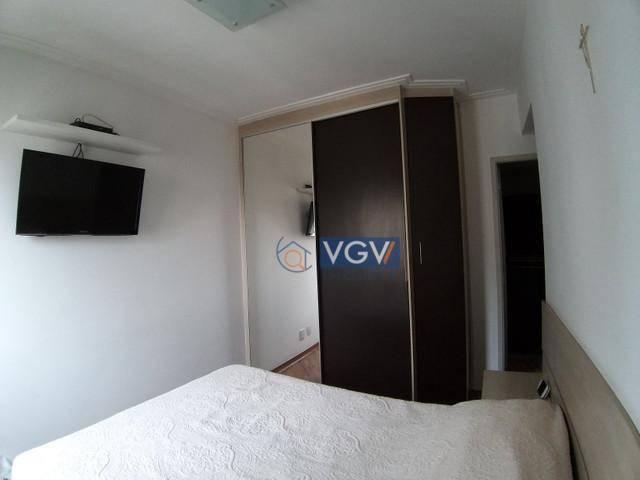 Apartamento com 2 dormitórios à venda, 54 m² por R$ 389.000,00 - Vila das Mercês - São Pau - Foto 10