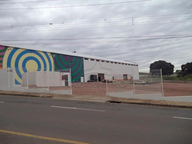 Galpão/depósito/armazém para alugar em Estrela, Ponta grossa cod:L270 - Foto 4