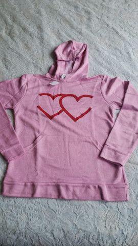 Blusas de moletom Feminino (com ou sem capuz) - Foto 3