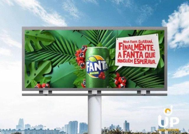 Painel Rotativo Scrolling Giram 6 Propagandas 3 X 9 Outdoor Publicidade - Foto 4