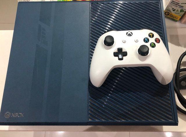 Xbox One Edição Limitada Forza 1tb - Foto 2