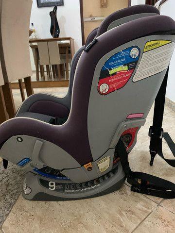 Cadeira de bebê com Isofix 9 posições  - Foto 2