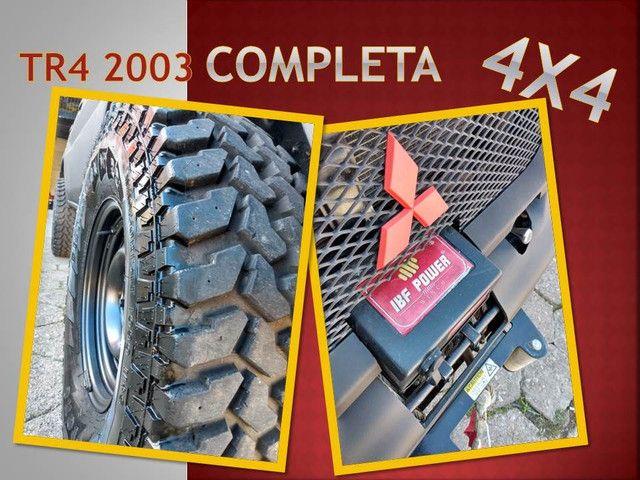 Tr4 2003 4x4 - Foto 2