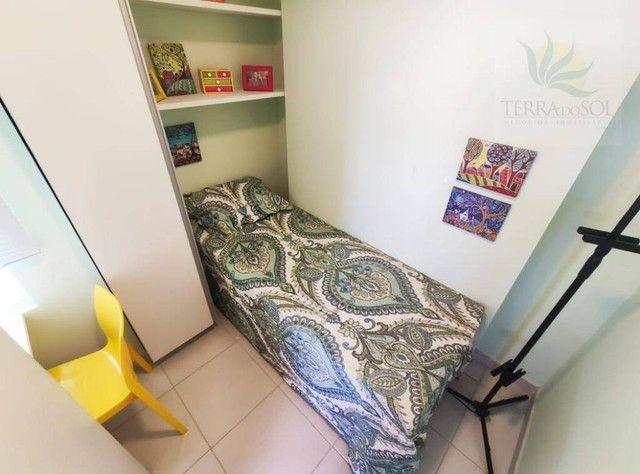 Apartamento com 3 dormitórios à venda, 146 m² por R$ 1.095.000 - Engenheiro Luciano Cavalc - Foto 14