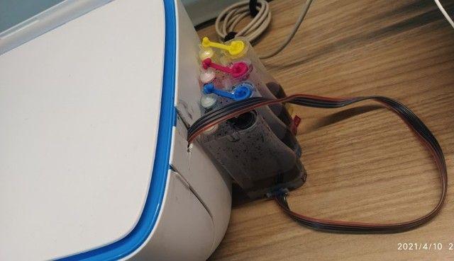 Impressora HP DeskJet 3636 - Foto 4