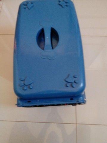 Caixa transporte pra cachorro. - Foto 5
