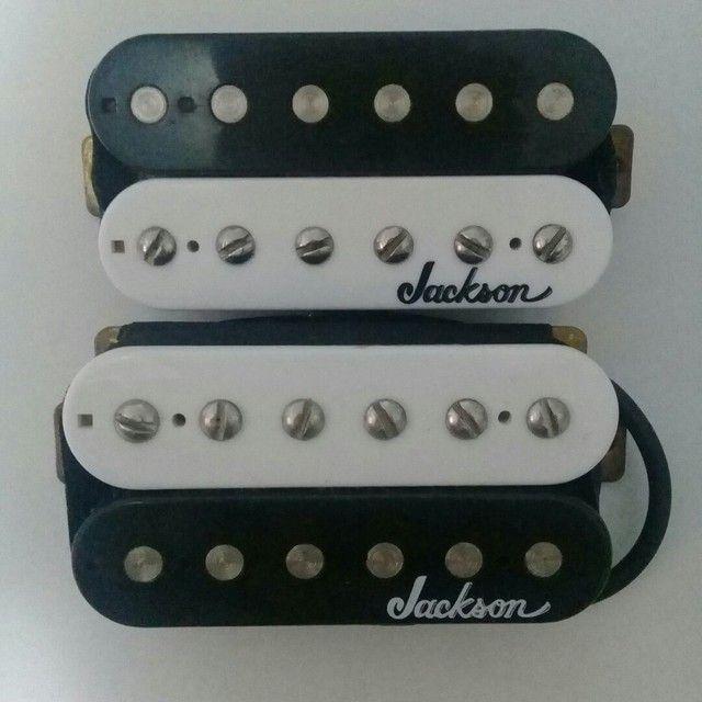 Captadores diversos para guitarra seminovos - Foto 4