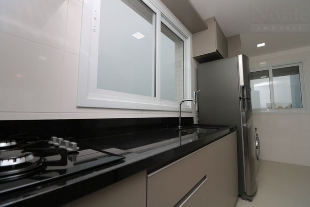 Mobiliado - Lindo apartamento na Praia Grande em Torres - 2 dormitórios com suíte - Foto 7