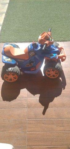 Quadriciclo moto elétrica Bandeirante