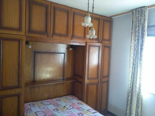 Vendo apartamento mobiliado, um dormitórios área central - Foto 14