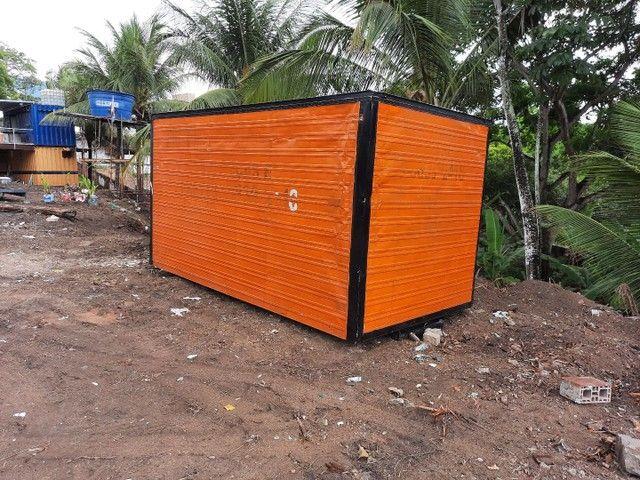 Bau  container para deposito pra obra  - Foto 2