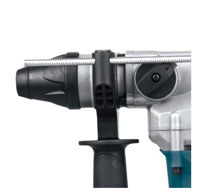 Martelete SDS Plus 26mm 3,5J 1000W com Maleta - WESCO-WS3161K - Foto 4