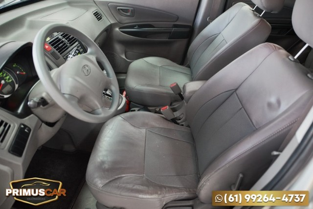 Hyundai Tucson GLS 2.0 16v Flex Automático 2012/13 - Foto 8