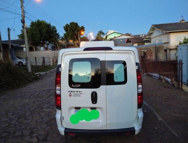 Fiorino refrigerada para transporte de congelados  - Foto 4