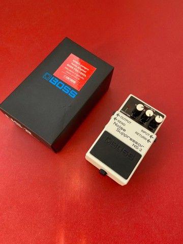 Pedal Boss Noise Supressor Ns-2 Original Super conservado - Foto 5