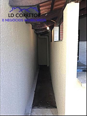 Casa de 2 Quartos em condomínio fechado completo em armários e espaço gourmet pronto - Foto 9