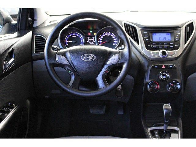 Hyundai Hb20s 1.6 COMFORT PLUS 16V FLEX 4P AUTOMATICO - Foto 9