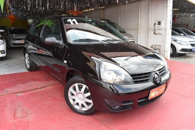 Renault clio hatch 2011 1.0 campus 16v flex 2p manual - Foto 2