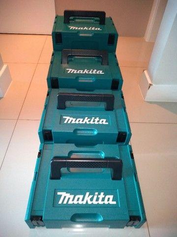Maletas Mak PAC Makita, caixa de ferramentas - Foto 2