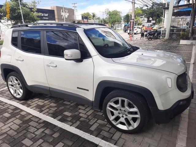 Jeep Renegade 2019 Limited único dono top de linha  - Foto 2