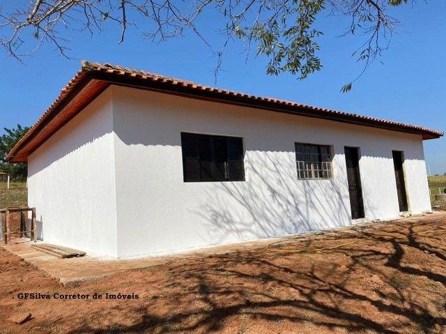 Chácara 10.000 m2 Casa Nova 3 dorm. suite Escritura Ref. 421 Silva Corretor - Foto 7