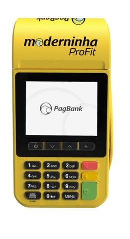 Pag Seguro - Moderninha Pro2 por - R$ 150,00 - Foto 4